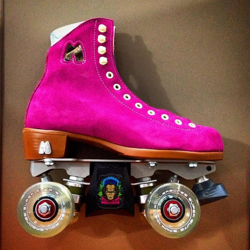 9c2144598b8f0f Bigfoot Bike and Skate - SKATEPARK ROLLER SKATE PHOTO ARCHIVES