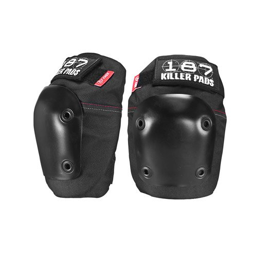 187 FLY knee pads in stock at Bigfoot Bike and Skate, Milwaukee, WI.