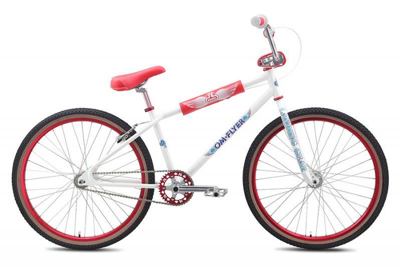 "2015 OM FLYER 26"" BMX at bigfoot bike and skate, milwaukee, wi 53207"