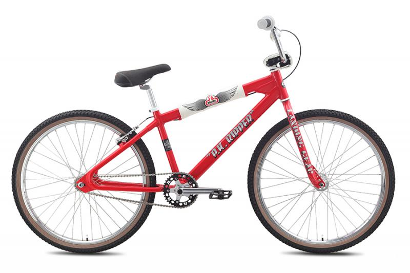 "2015 S.E. BIKES 26"" PK RIPPER at bigfoot bike and skate, milwaukee, wi 53207"