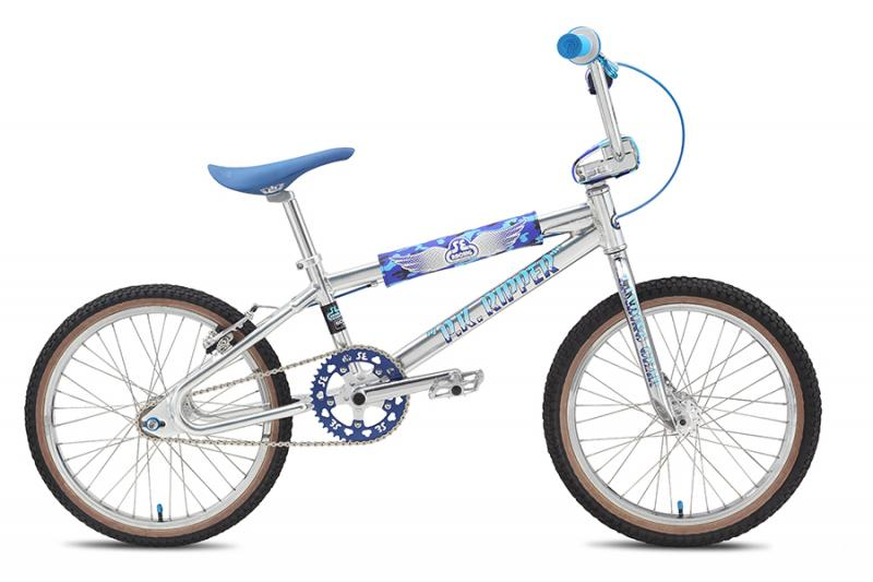 2015 S.E. BIKS PK RIPPER RETRO BMX at bigfoot bike and skate, milwaukee, wi
