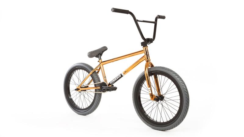 "F.I.T. BMX 'Auggie' 20"" BMX bike (copper colorway) at Bigfoot Bike and Skate."