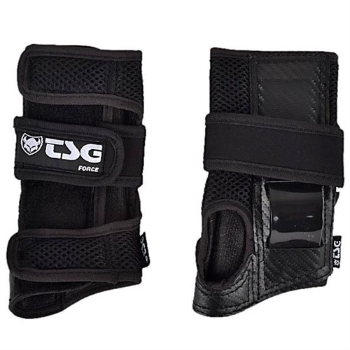 TSG Force wrist guards at Bigfoot Bike and Skate, Milwaukee, WI.