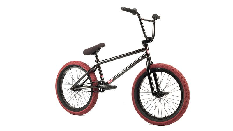 "FIT BMX 2018 VHS 20"" bicycle at Bigfoot Bike & Skate, Milwaukee, WI."