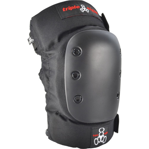 Triple Eight KP22 knee pads at Bigfoot Bike and Skate, Milwaukee, WI.