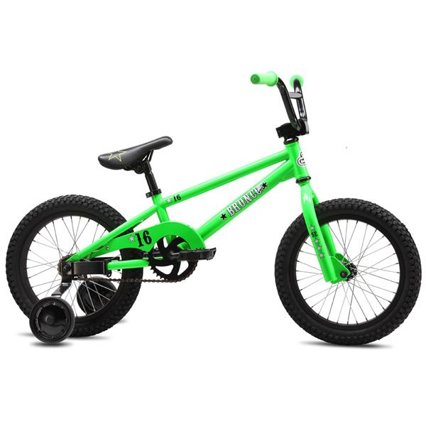 "S.E. Bronco 16"" at Bigfoot Bike & Skate 2481 South K.K., Milwaukee, WI 53207"