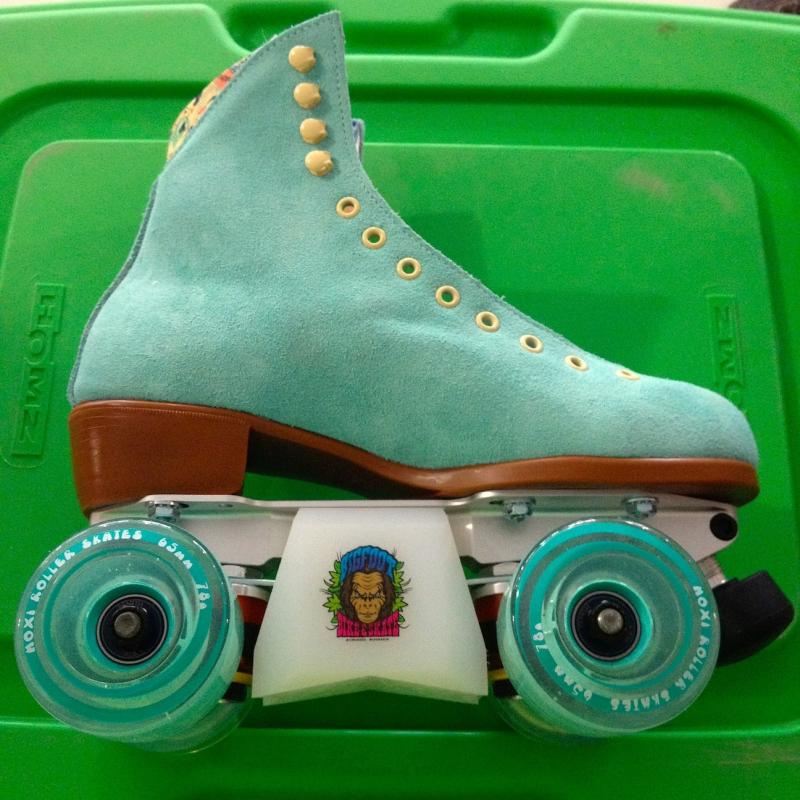 069a3283584f4c Bigfoot slider blox   Moxi lolly skates at Bigfoot Bike   Skate
